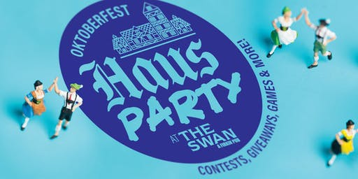 Oktoberfest Haus Party @ The Swan