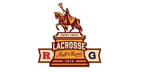 Saint Louis Lacrosse Fall Classic 2019 tickets