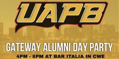 UAPB Gateway Alumni Scholarship Day Party