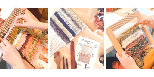 Beginner's Weaving Workshop