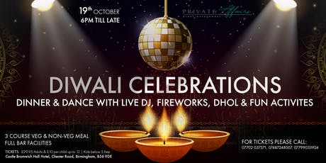 Diwali Party 2019 tickets