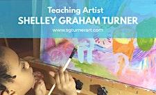 Shelley Graham Turner, Teaching Artist logo