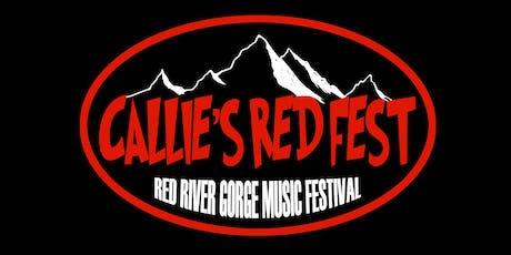 Callie's Redfest tickets