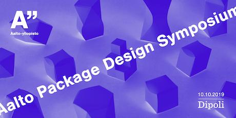 Aalto Package Design Symposium tickets