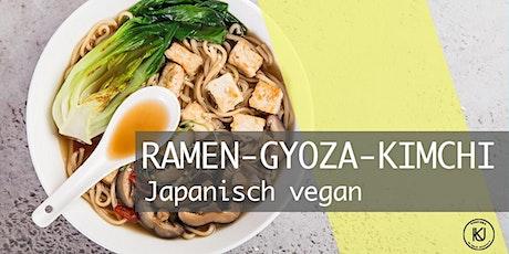 RAMEN - GYOZA - KIMCHI - Kochkurs mit Arne Ewerbeck Tickets