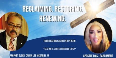 7th Annual Apostolic Prophetic Explosion Summit  tickets