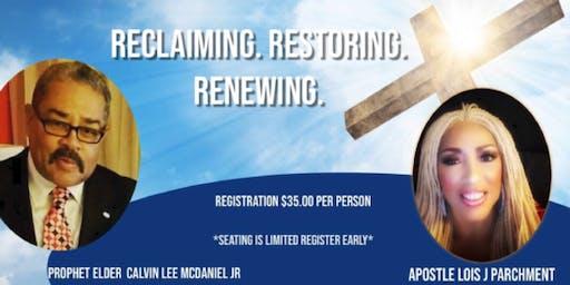 7th Annual Apostolic Prophetic Explosion Summit