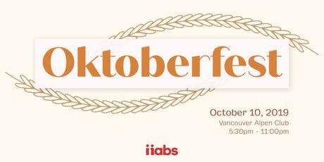 nabs West Oktoberfest 2019 tickets