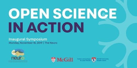 Open Science in Action: Inaugural Symposium tickets