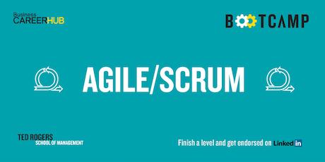 Agile/Scrum Bootcamp tickets