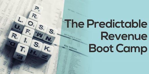 The Predictable Revenue Boot Camp 2019