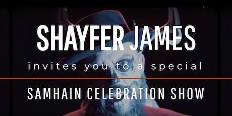 Shayfer James tickets