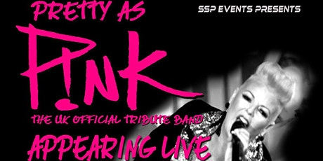Pretty as P!nk tickets