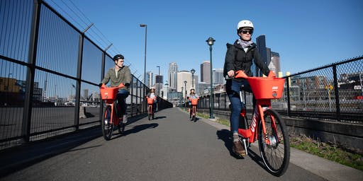 Market Street Infrastructure Ride with JUMP