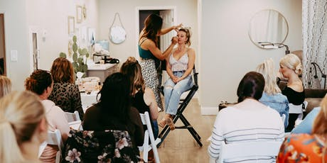 TPM Demo Makeup Class and Marigold + Co pop up 9/16/19 tickets