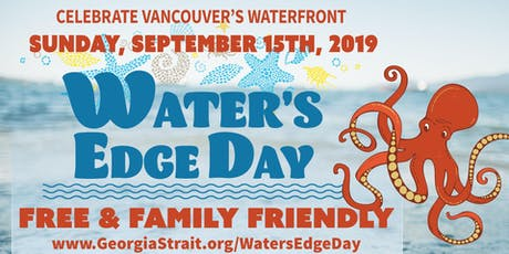 Water's Edge Day tickets