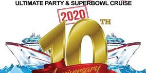 2020 W-HOTS ULTIMATE PARTY AND SUPER BOWL AT SEA CRUISE