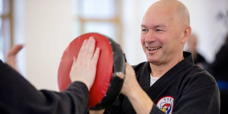 Kampfkunst Selbstverteidigung Workshop zum Kennenlernen Tickets