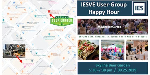 Happy Hour for IESVE Users