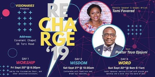 Youth Week: Recharge '19