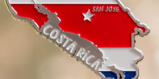 The Race Across Costa Rica 5K, 10K, 13.1, 26.2 -Cincinnati