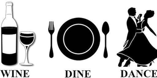 First Friday Dinner Dance - October