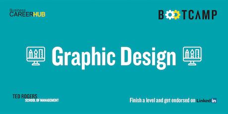 Graphic/Visual Design Bootcamp tickets
