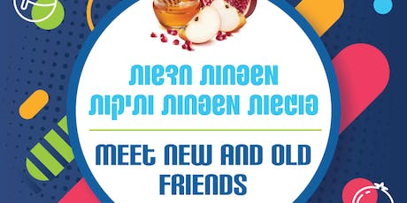Meet new and old friends tickets