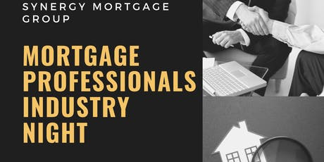 Mortgage Professionals Industry Night tickets