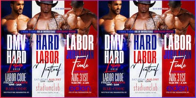 LABOR DAY WEEKEND IN THE DMV, 2 NIGHTS, 3 EVENTS, 1 LOW PRICE
