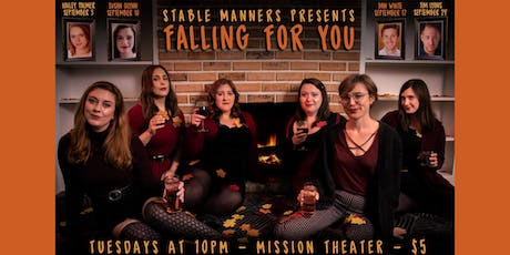 Stable Manners Presents: Falling For You, feat. Dan White tickets