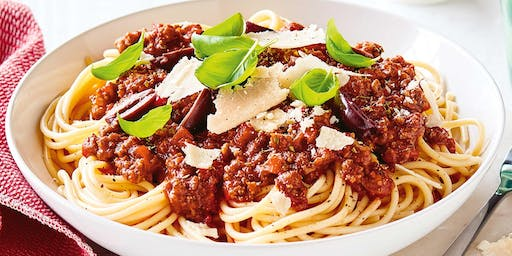 Italian Night - all you can eat pasta, meatballs, sausage!!