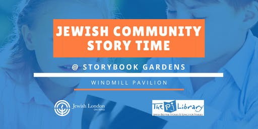 Jewish Community Story Time @ Storybook Gardens
