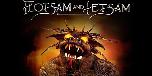 Flotsam & Jetsam w/Dead In 5