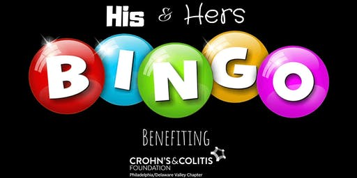 His & Hers Bingo for Crohn's & Colitis