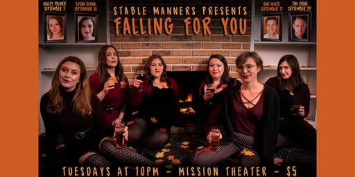 Stable Manners Presents: Falling For You, feat. Damian Anaya