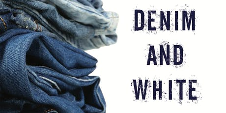 Denim and White Comedy Show & Dinner Party ! tickets