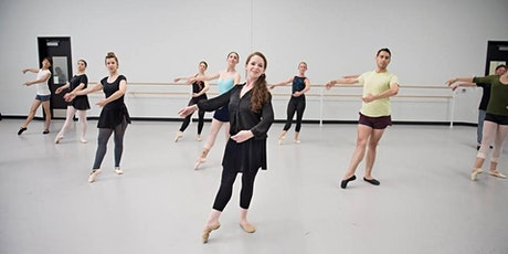 Adult  Beginner Ballet with Jessica Kilpatrick tickets