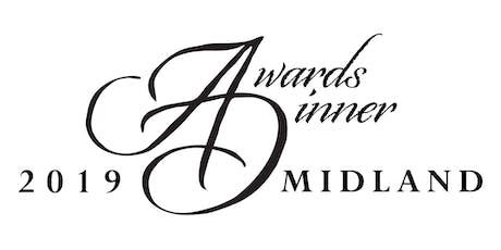 Midland Awards Dinner tickets