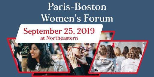 Paris-Boston Women's Forum