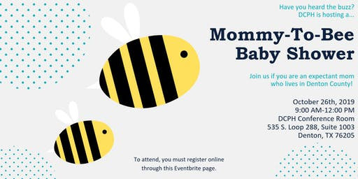 Mommy to Bee Community Baby Shower