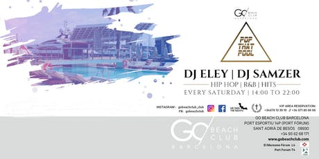 POP THAT POOL PARTY tickets