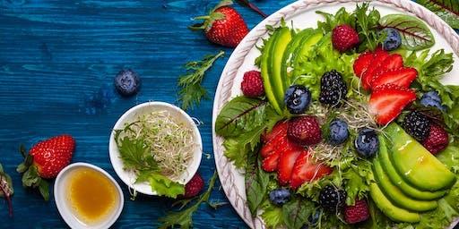 PLANT-CENTERED EATING