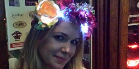 DIY Lantern Parade Flower Crowns! tickets