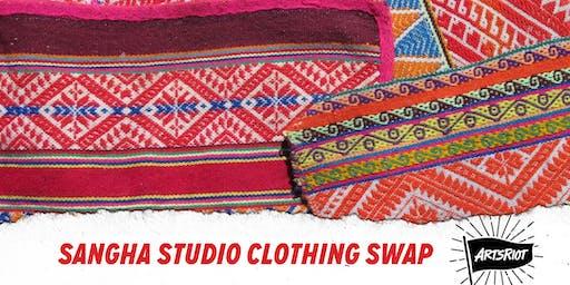 Sangha Studio Clothing Swap