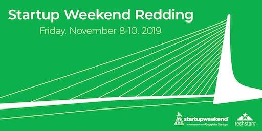 Startup Weekend Redding 11/19