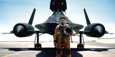 SPY PILOT CHRONICLES - A Special Evening with SR-71 Pilot Brian Shul