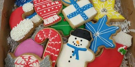 Beginner Cookie Decorating Class (November) tickets