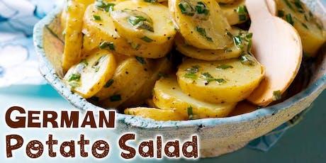 German Potato Salad tickets