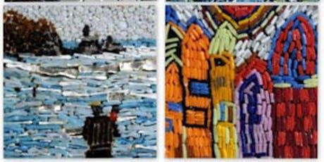 micro mosaics - Micro-mosaïque [NOV 9, 16 & 23] tickets